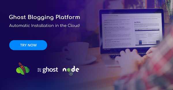 Install And Host Your Ghost Blogging Platform Automatically